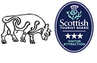 3 Star Visitor Attraction - Scottish Tourist Board